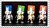 Castle Crashers Stamp by luneves