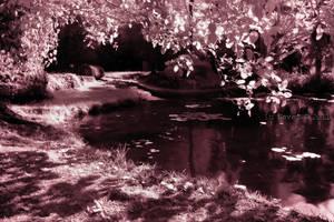 lil' waterfall IR