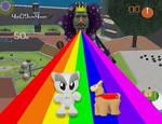 Royal Rainbow