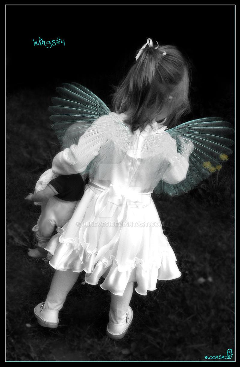 Wings4::Little Angel