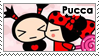 Pucca Love Stamp by luneves