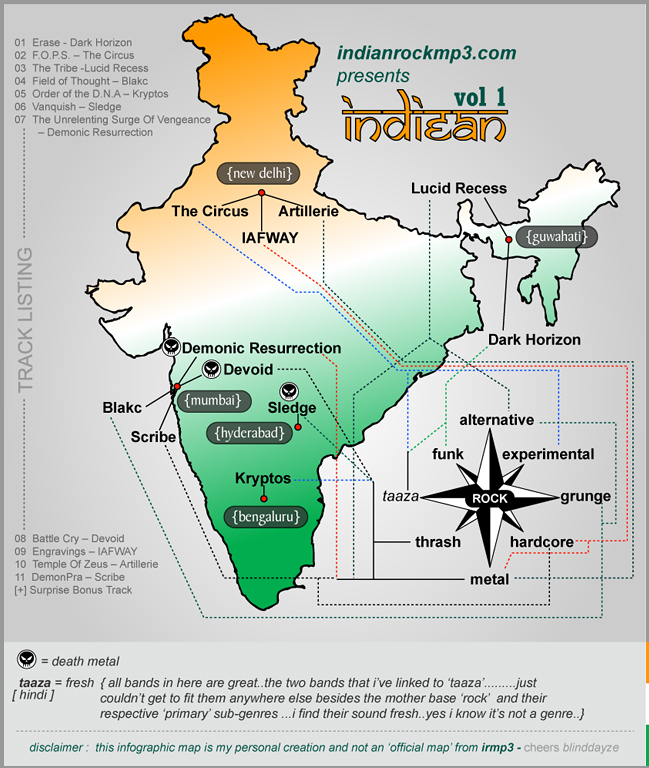 Indiean Vol 1 by blinddayze