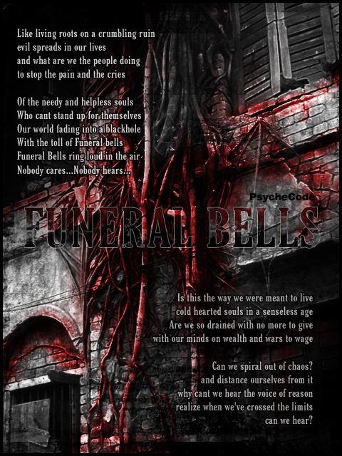 Funeral Bells by blinddayze