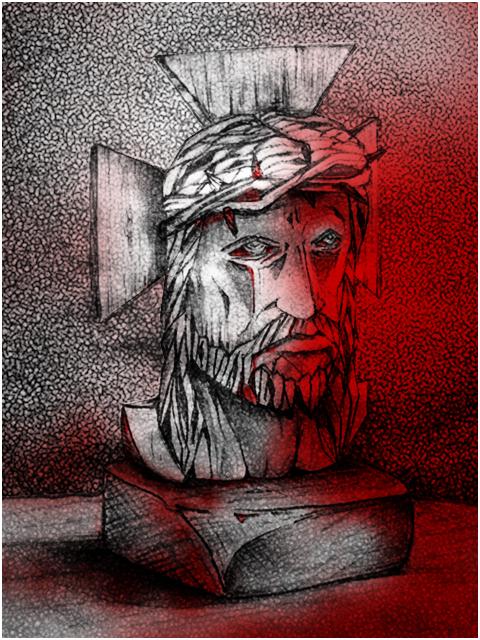 The Nazarene by blinddayze