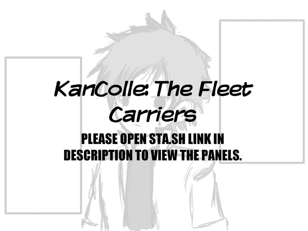 KanColle: The Fleet Carriers by HonooNoKarite