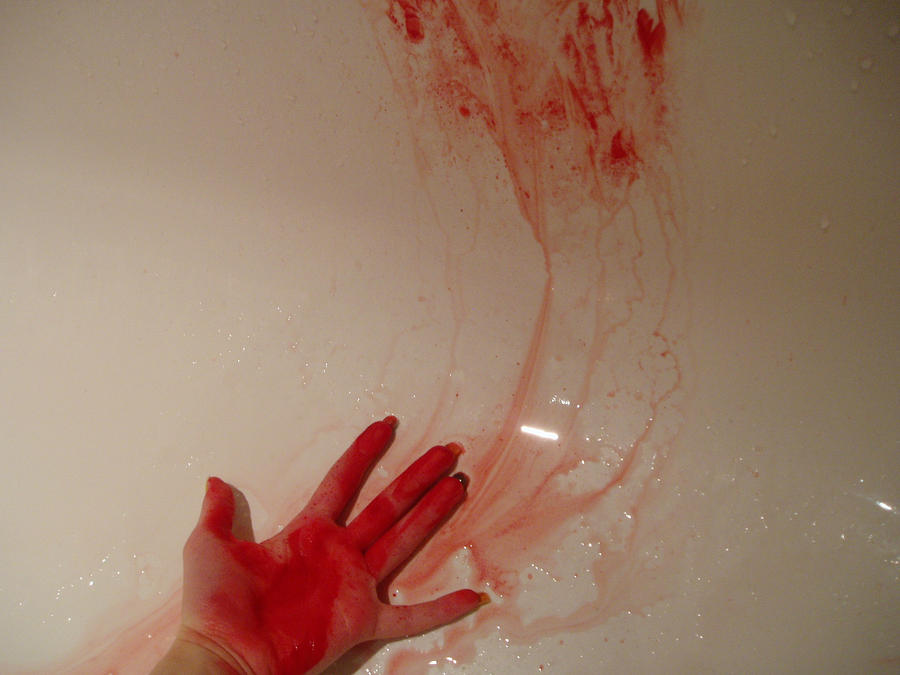 There's Blood On My Hands, by ICannotDrawToSaveMe on ...