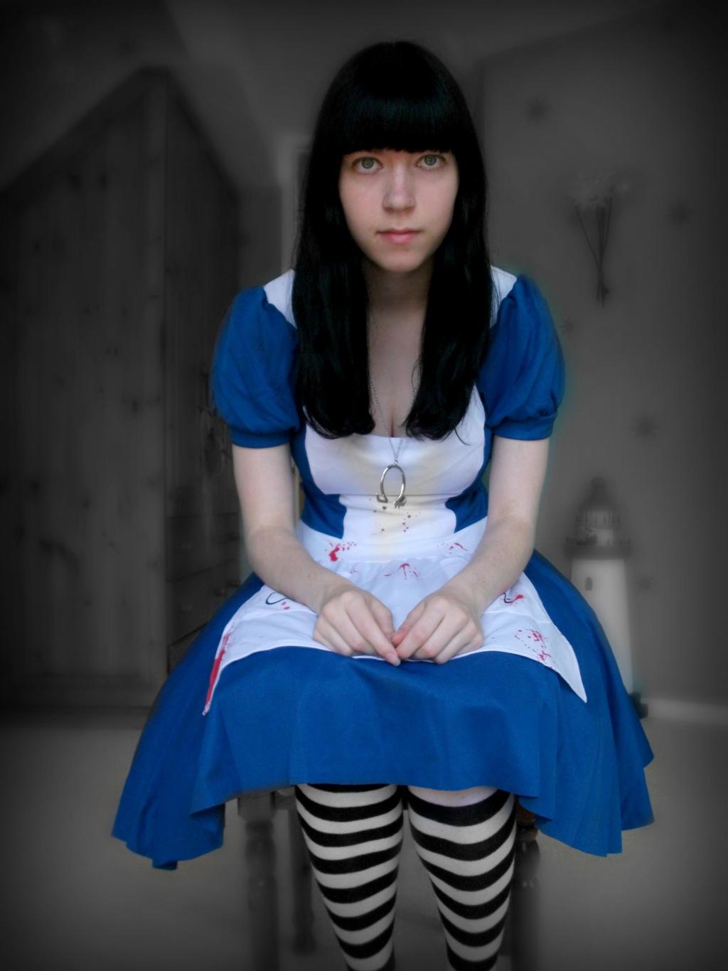 Alice Test by ICannotDrawToSaveMe