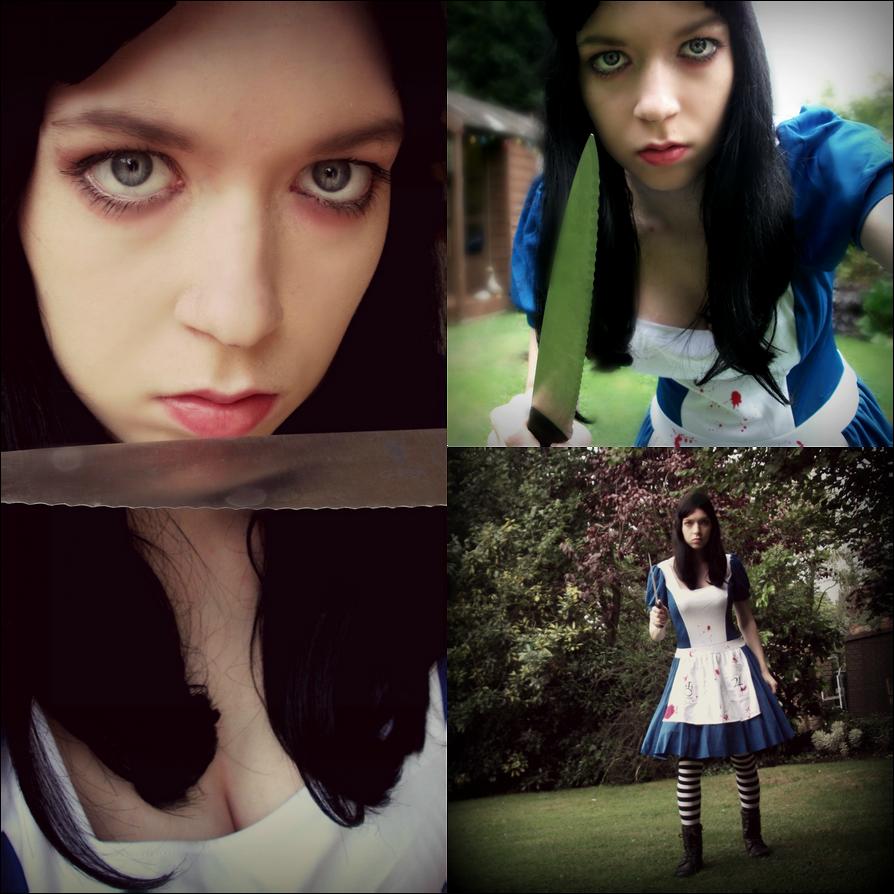 My Wonderland Is Shattered by ICannotDrawToSaveMe