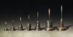 Seven Bells of the Abhorsen