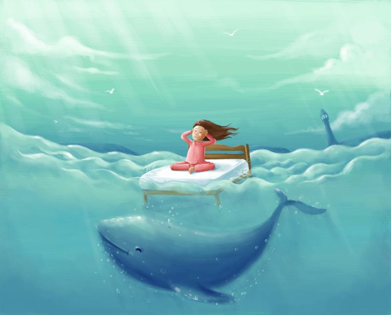 Ocean Breath by Aaron-Randy