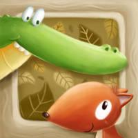 Mouse Deer and Crocodile by Aaron-Randy