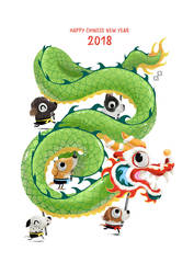 Year of Dog by Aaron-Randy