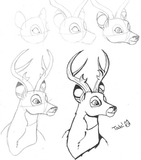 bambi tutorial by kayla san