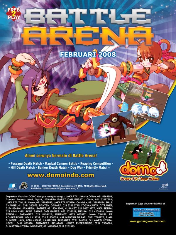 Domo Online Indonesia