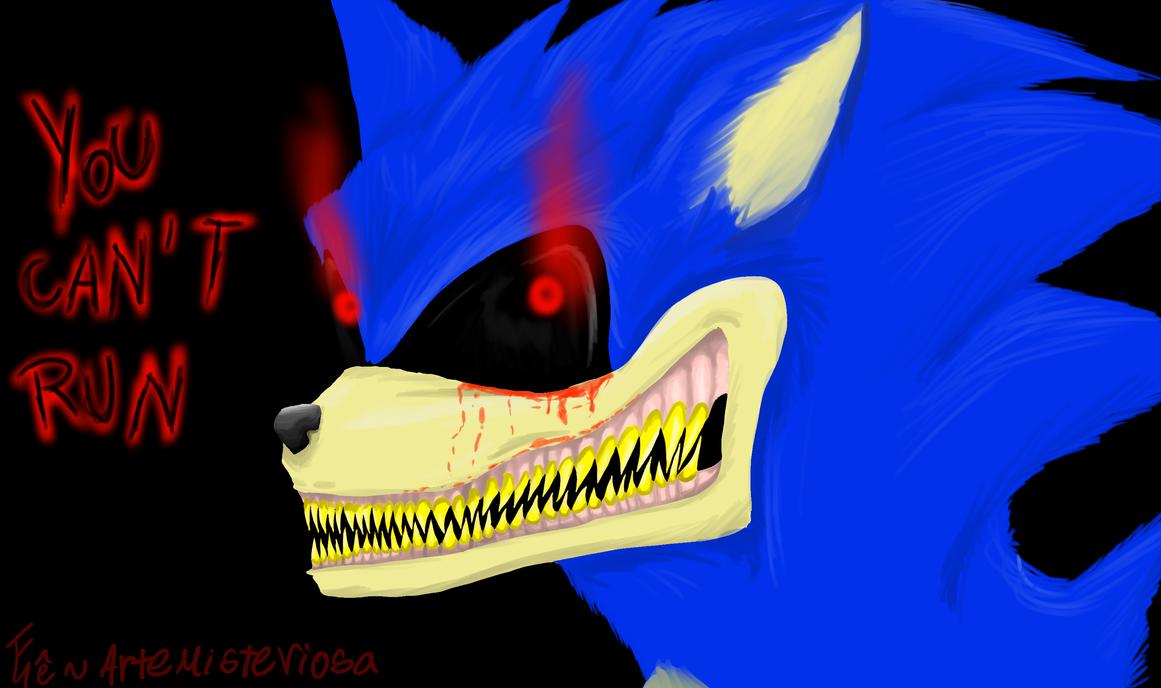 Sonic exe by artemisteriosa on deviantart