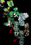 humanoid adopts CLOSED by MountAndDewMe