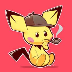 Detective Pichu
