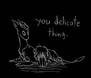 You Delicate Thing