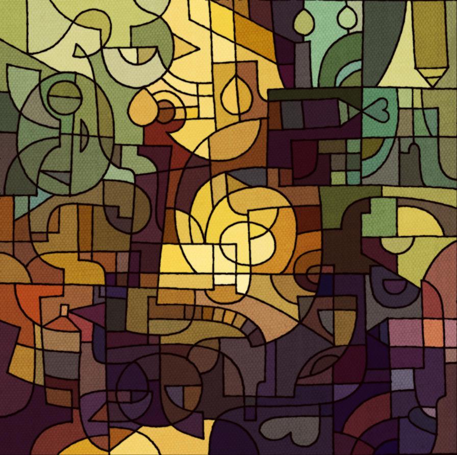 La Gioconda--Mona Lisa by iseearoundcorners