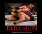 De-Motivation: Dedication