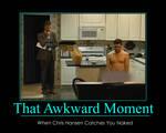 That Awkward Moment When (Pt. 1)