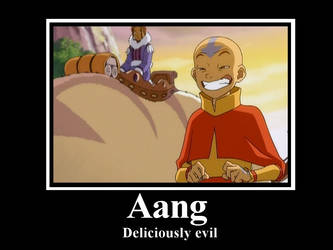 Aang Motavational Poster 1 by ping600