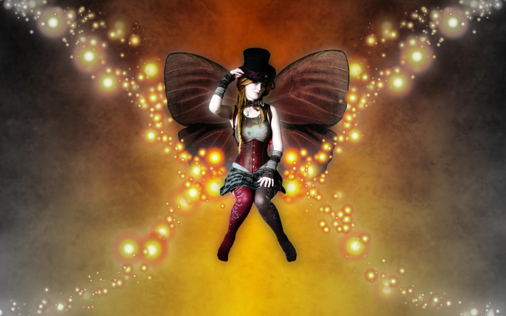 steampunk fairy
