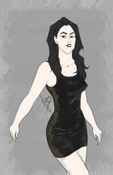 Valentina Nappi Latex Girl (Progress)