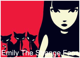 Emily The Strange ID by EmilyTheStrangeClub