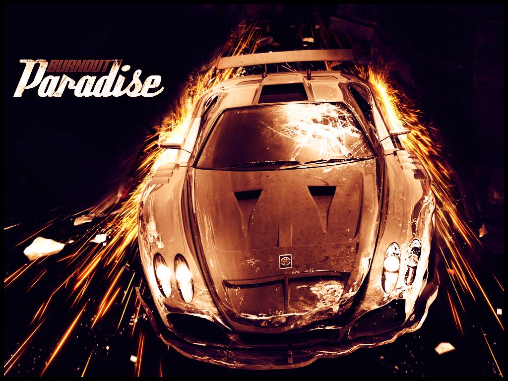 Burnout Paradise Wallpaper By YoungLinkGFX On DeviantArt