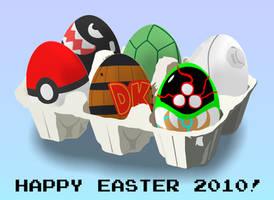 Nintendo Easter Eggs