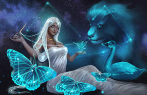 The Constellation Weaver by Alluis