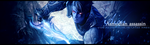 Aion asmodian assassin by insanh