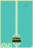 Atari by spirouou