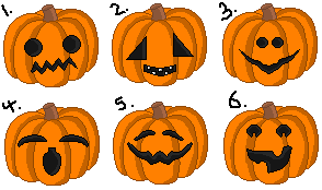 Surprise Pumpkin Adopts by misguided-spiderfish