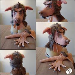 Hugh - mutt partial