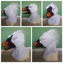 Sahara - raptor head
