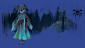 Dimir Cityscape Mangagirl