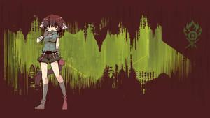 Gruul Cityscape Mangagirl by klappscheinwerfer