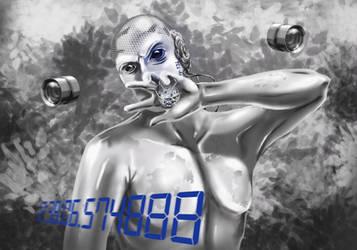 Nano human by 9Lion6