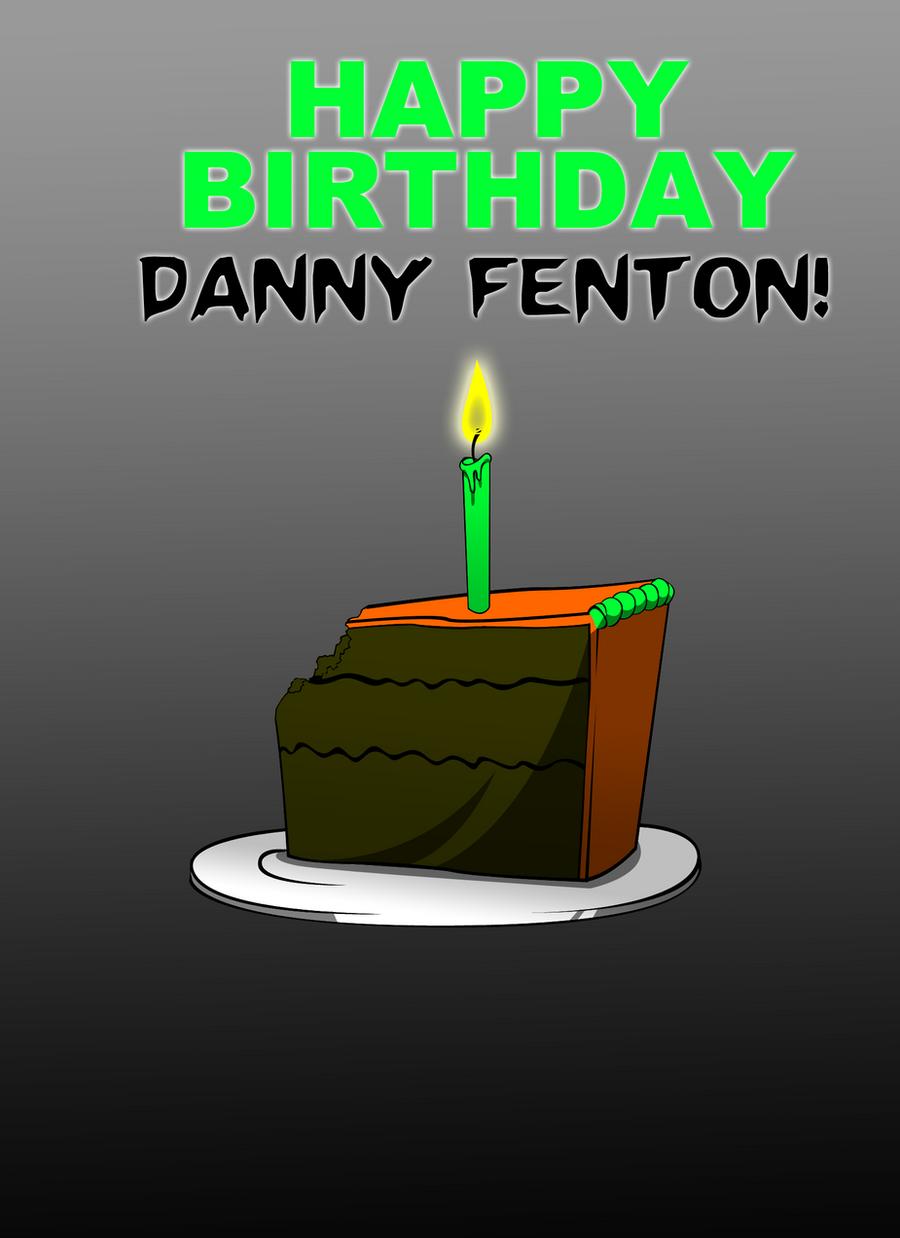Happy Birthday Danny Cake