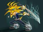Bolt the Hedgehog (Bio Update)