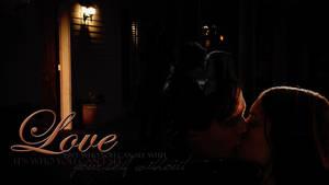 Elena and Damon Wallpaper