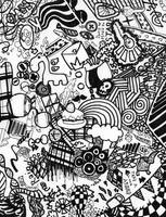Sharpie drawing by theatf4HQ