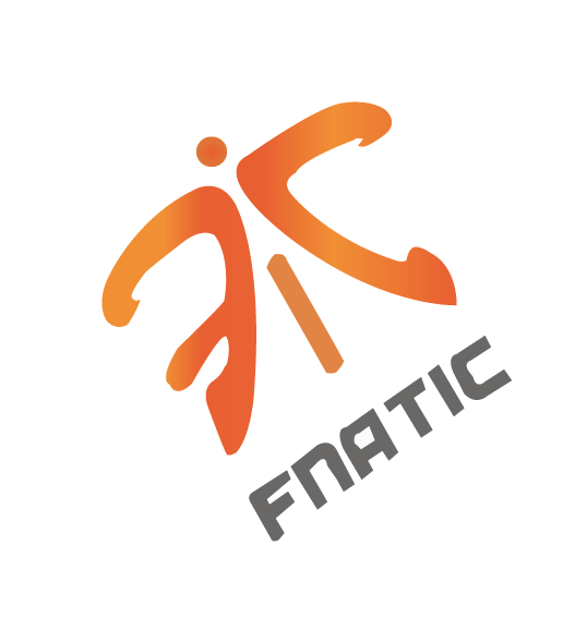 fnatic logo with illustratorlizzyeberhart on deviantart