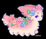 rose garden by inkuu