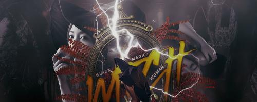 Black Magic Woman | Signature by ColdLove98