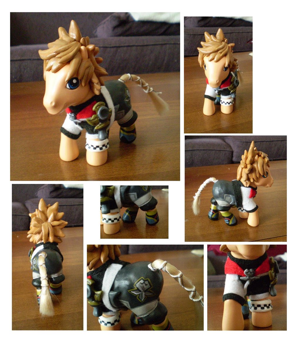 Ventus - Custom MLP by CrowMaiden