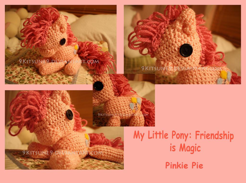 MLP: Pinkie Pie by 9kitsune9