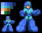 CvS Mega Man (Hitoshi Ariga) - Final Version